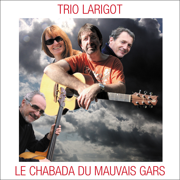 CD 2017 du Trio Larigot